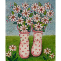 flowerboots