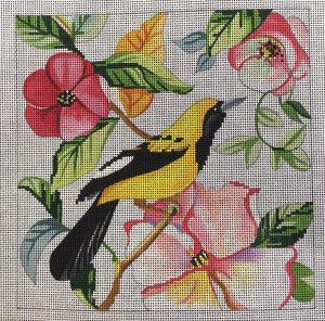 birdswflowers