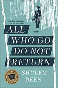 All Who Do Not Return