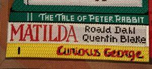 Peter Rabbit, Matilda & George