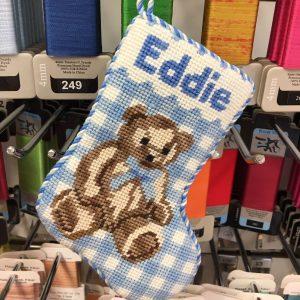 Teddy Stocking