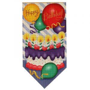 Rebecca Woods Birthday banner