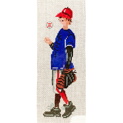 11219 boy baseball player