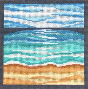1449 Seaside at Sundown 390–+