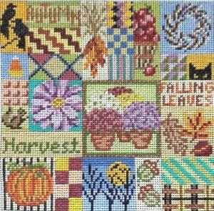 1472 Autumn Quilt –390v