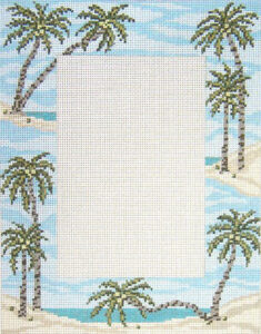 5017 palm tree frame 390–+