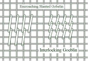 Interlocking Gobelin