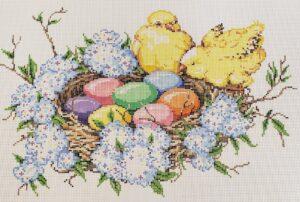 Sandra Gilmore – Chick-eggs