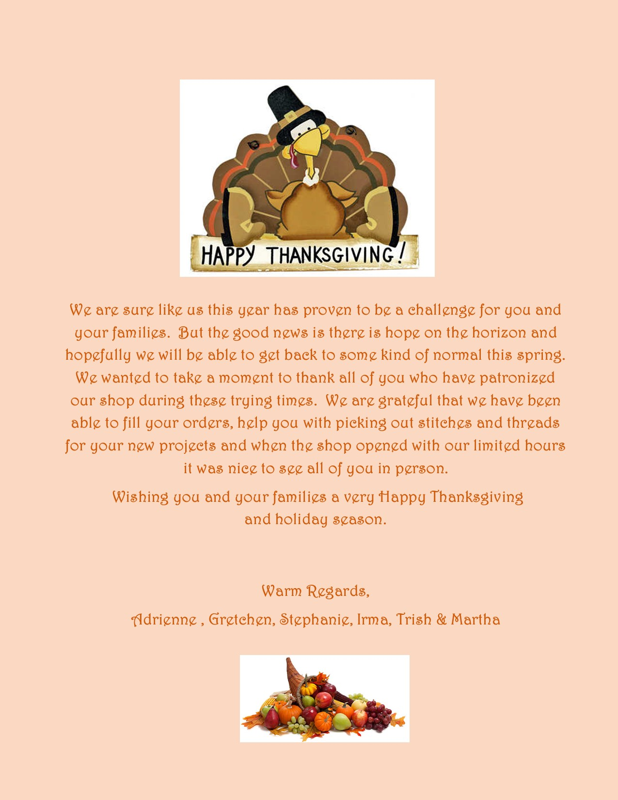 Happy Thanksgiving – Revised 1