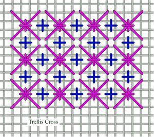 trellis cross