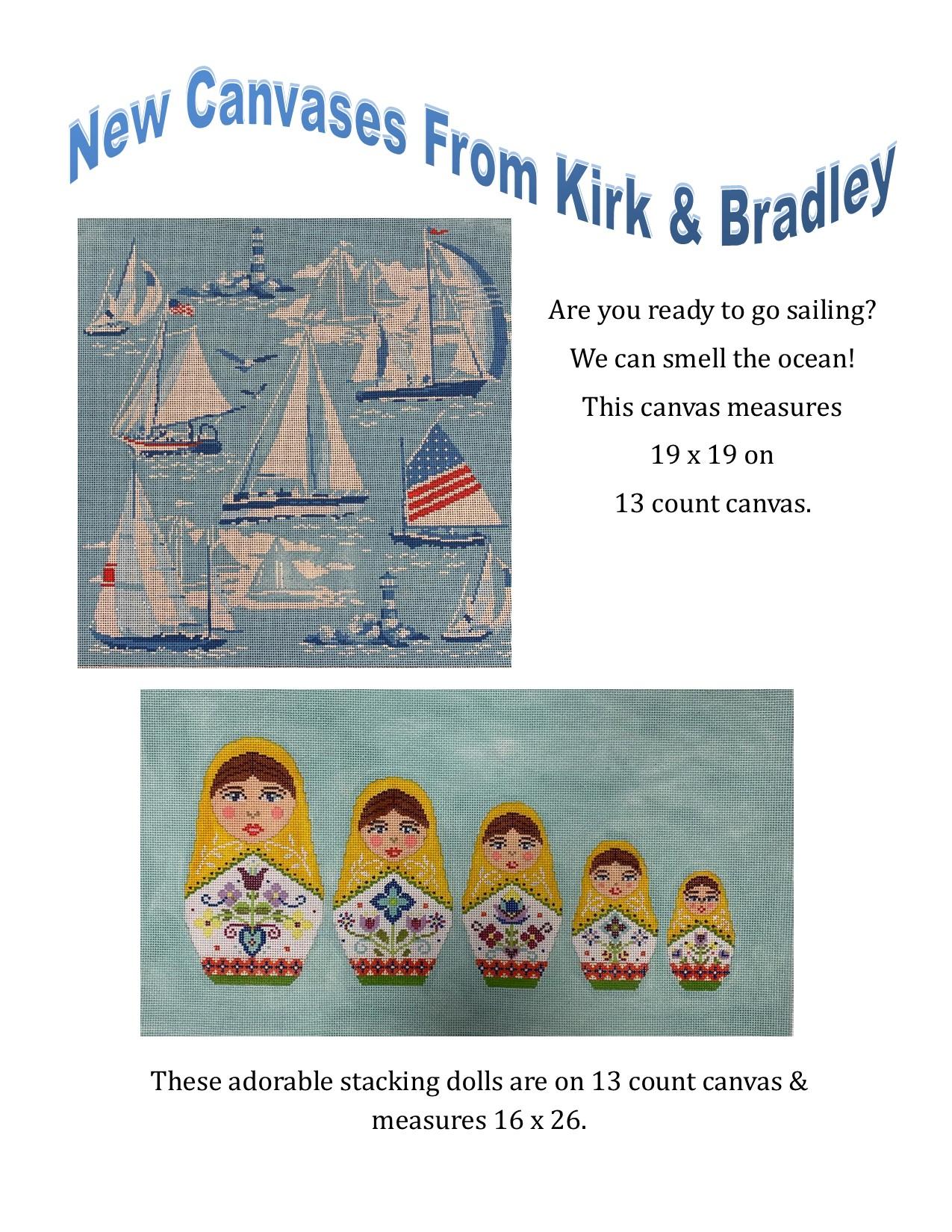 K & B sails & dolls