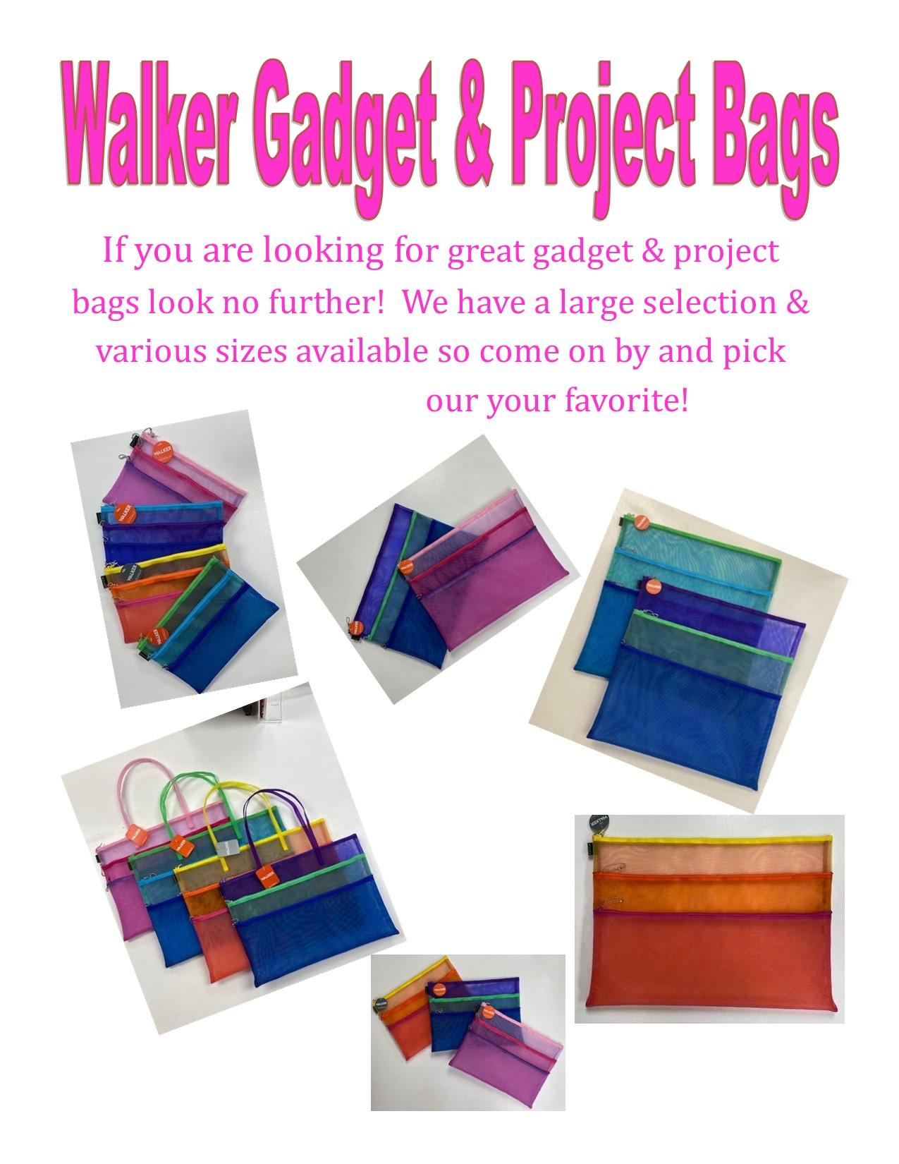 Walker Bags – 6-27-21